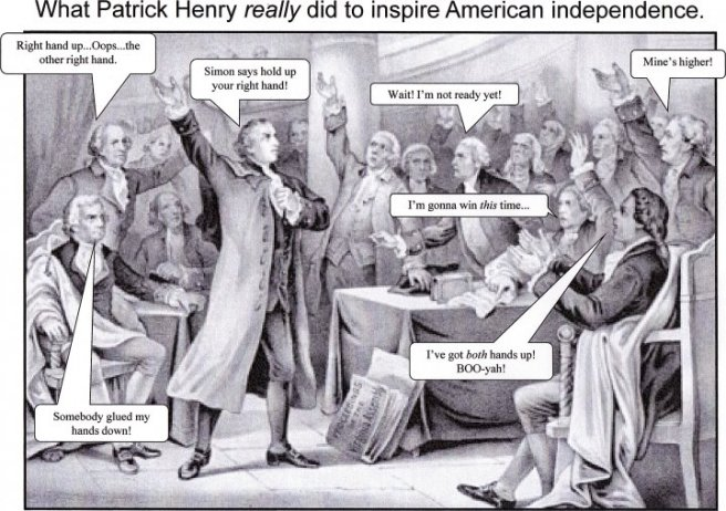 What Patrick Henry Really Did to Inspire American Independence