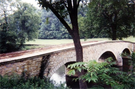 Antietam-Burnside's Bridge 2