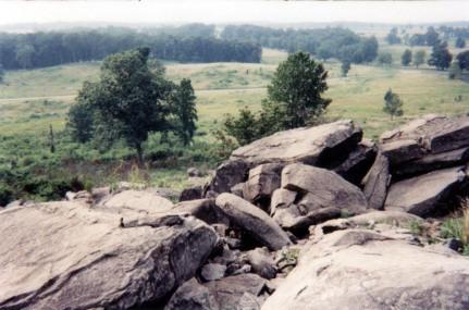 Gettysburg-Devil's Den