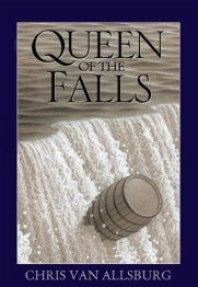 Queen_Of_The_Falls_(Chris_Van_Allsburg_book)_cover_art