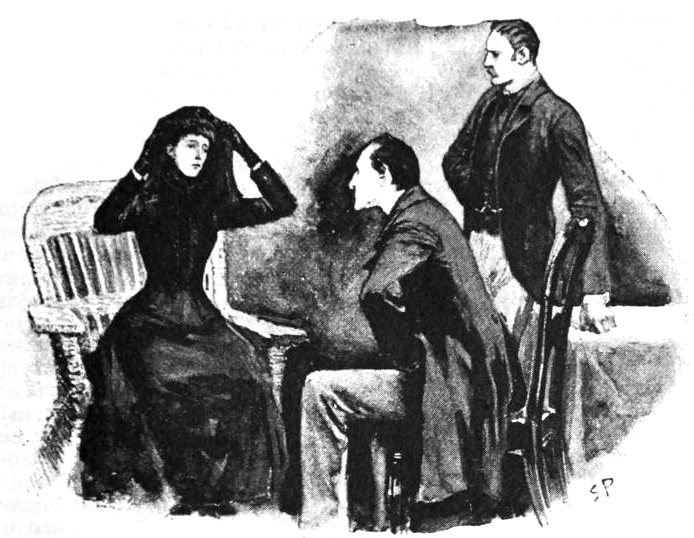 Adventure of the Speckled Band, The by Sir Arthur Conan Doyle ...