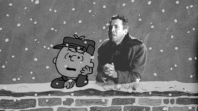 Charlie Brown and George Bailey